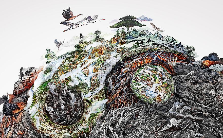 Как технический прогресс уничтожает природу