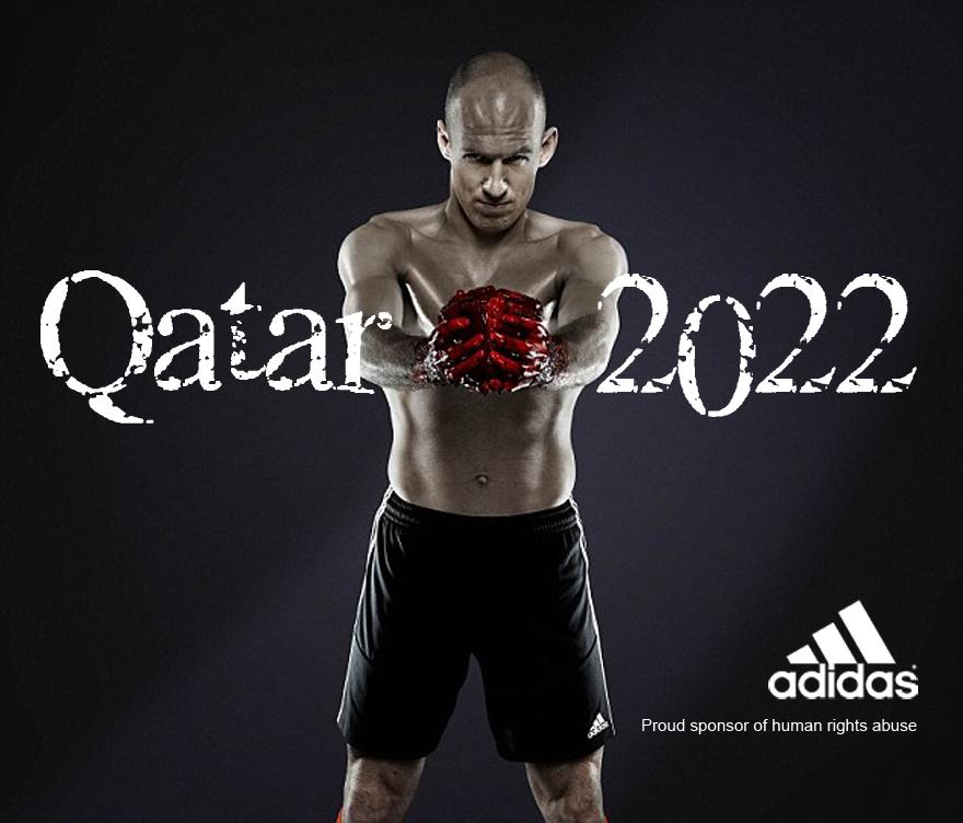 Adidas - Fifa World Cup Sponsor - Qatar 2022