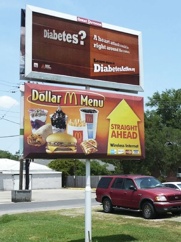 Ad Placements Gone Wrong