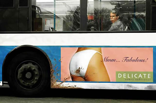 Mmm… Fabulous Ad Placement