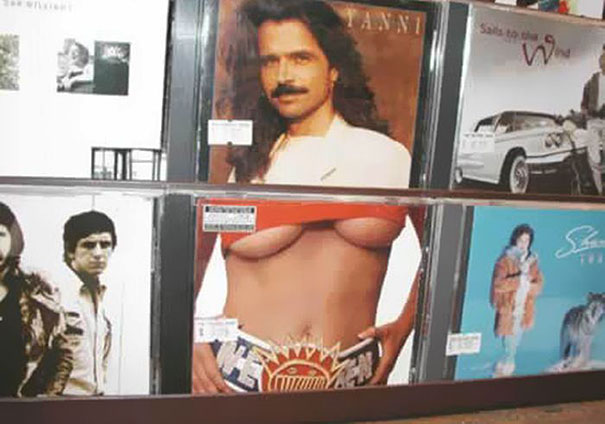 Perfect Cd Placement