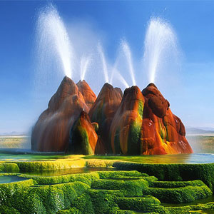 30+ Unbelievable Places That Look Like They're From Another Planet