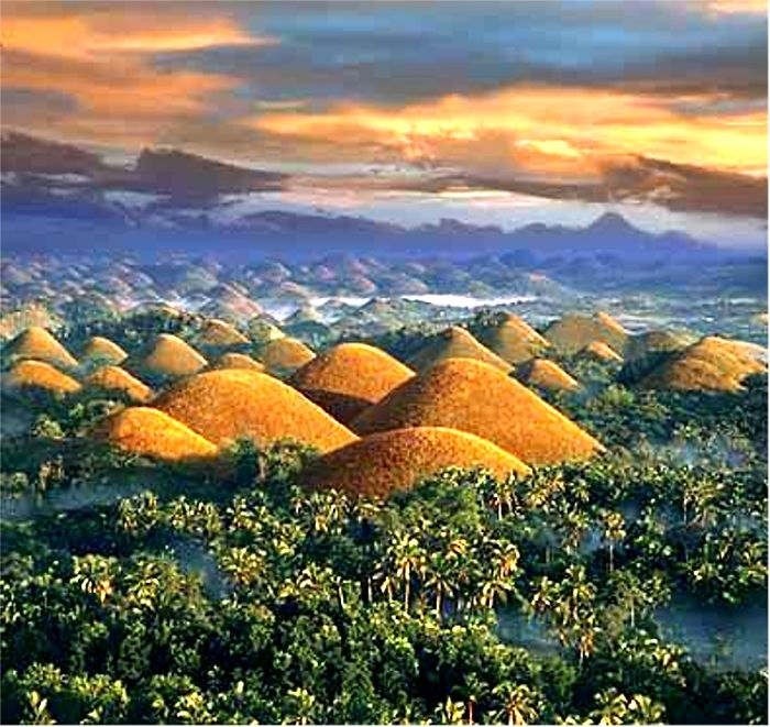 #97 Chocolate Hills, Bohol, Philippines
