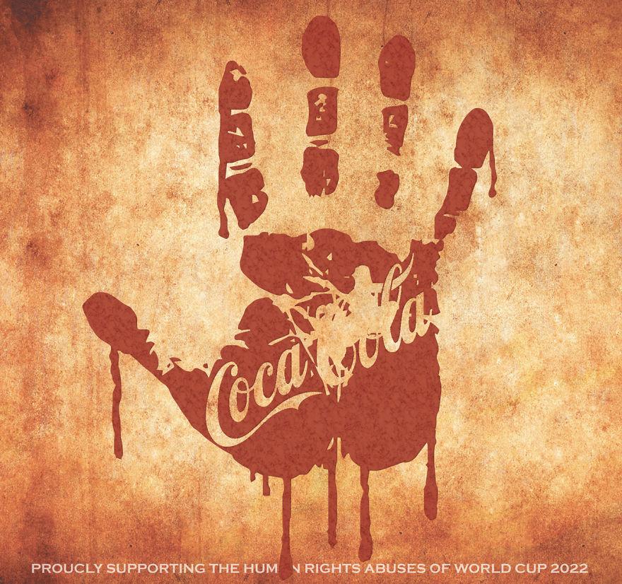 Coke For Quatar 2022