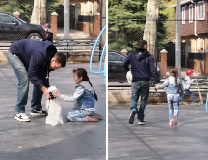 Shocking Social Experiment Shows How Easy It Is For A Stranger To Abduct A Child