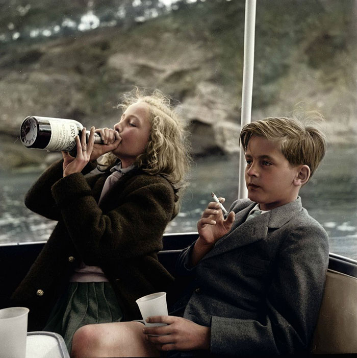 20 Historic B&W Photos Restored In Color (Part III)