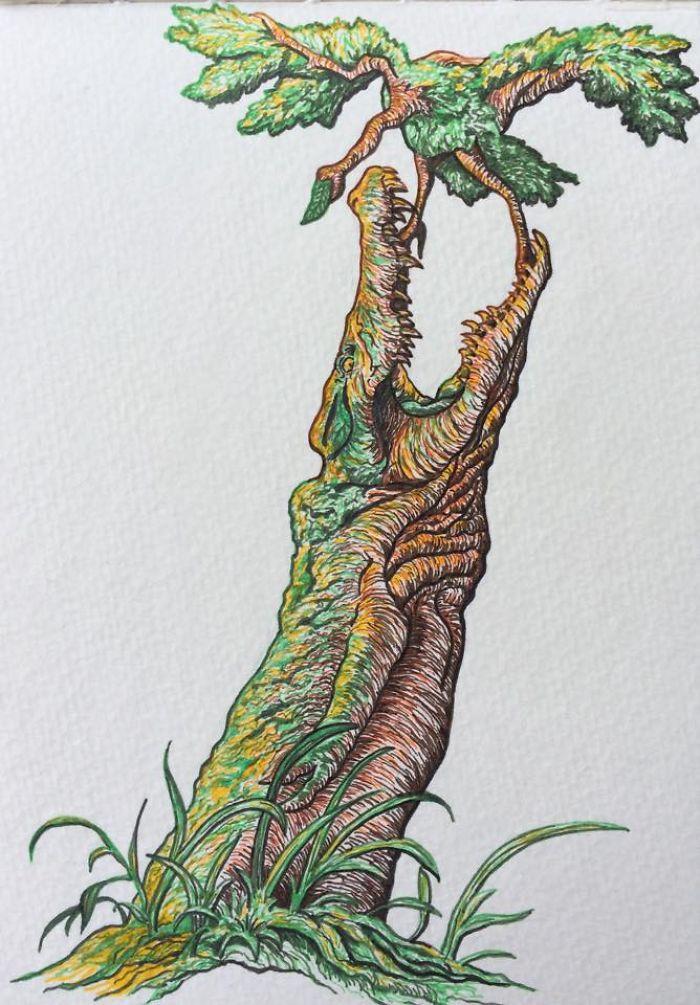 Crocotree