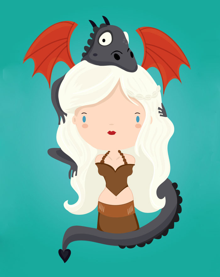 cute-tv-movie-characters-illustrations-mariajose-da-luz