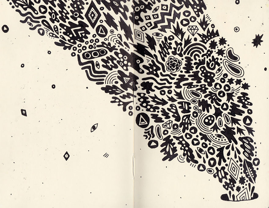 doodles-sketchbook-drawings-sophie-roach-14