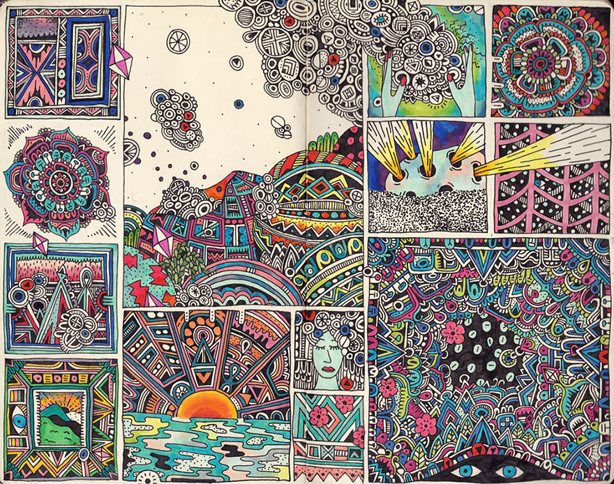 doodles-sketchbook-drawings-sophie-roach-15