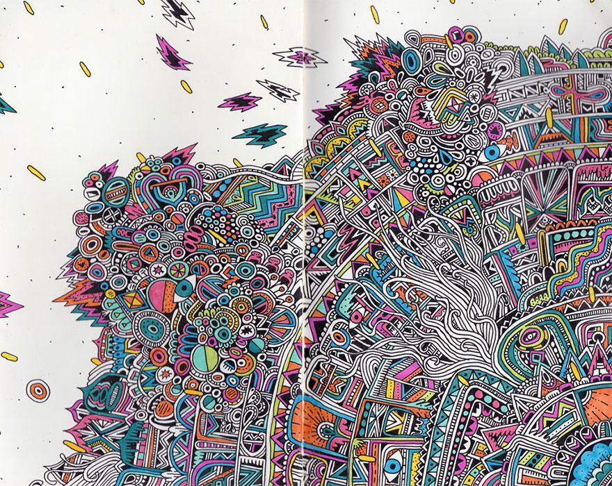doodles-sketchbook-drawings-sophie-roach-1