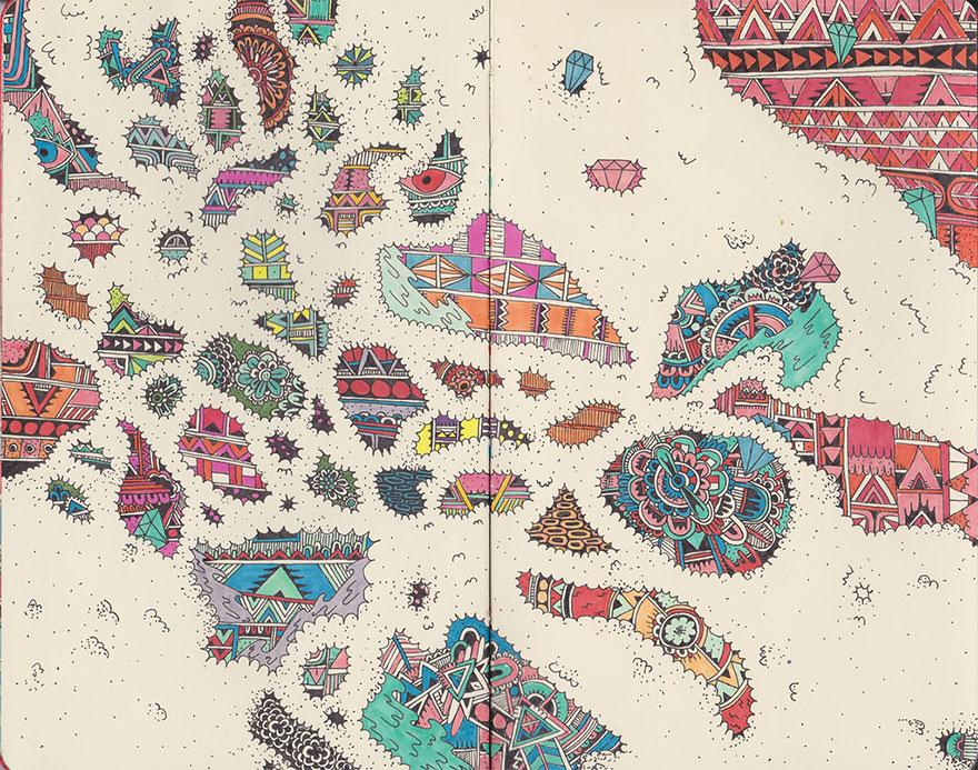 doodles-sketchbook-drawings-sophie-roach-4