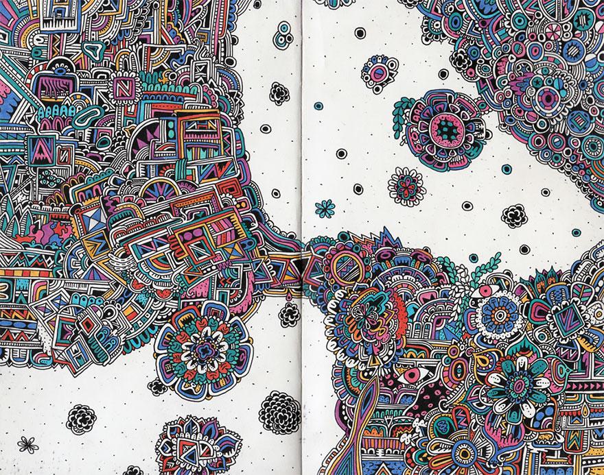 doodles-sketchbook-drawings-sophie-roach-5