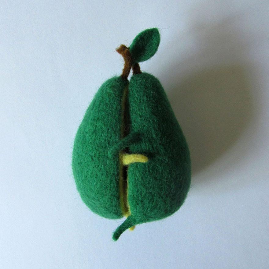 How to Needle Felt Wool Sculptures