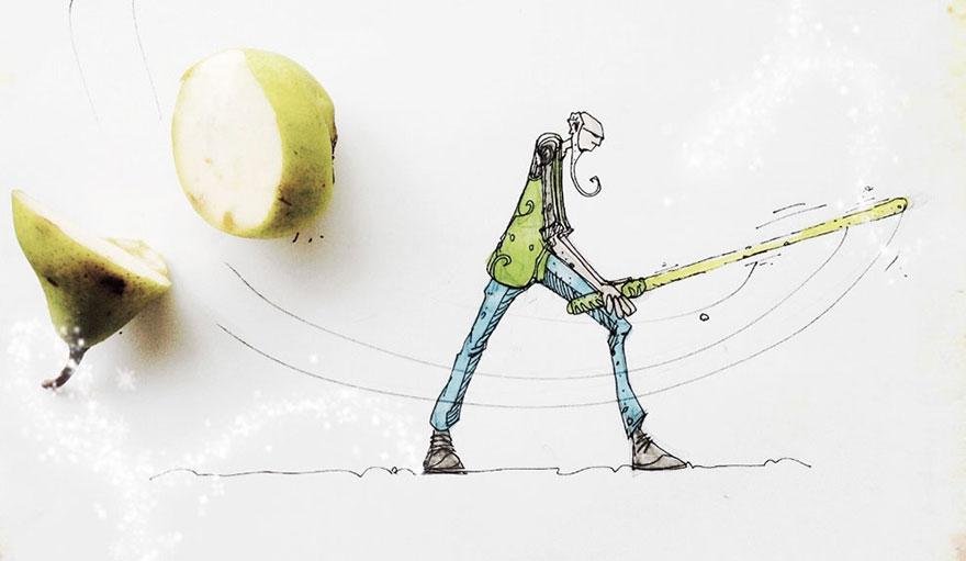 food-cartoon-illustrations-korhan-ercin-3