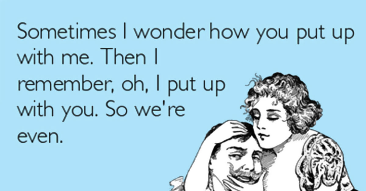 17+ Incredibly Honest Love Cards For Couples With A Sense Of Humor