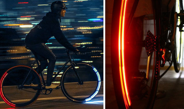Revolights Skyline Bicycle Lighting System