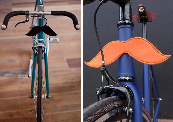 Bicycle Mustache