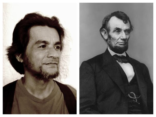 A Brush With Abe?