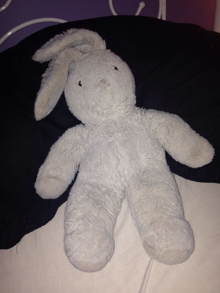 My Bunny That I Cherish And Still Sleep With Till This Day