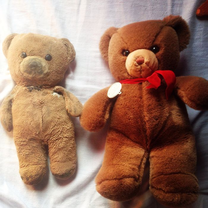 Scottish Cousins! My Dad Did The Same For Me And My Mum – Brown Teddy And Sunbeam