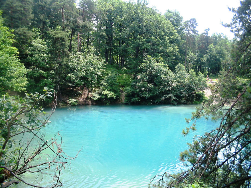 #31 The Blue Lake - Romania