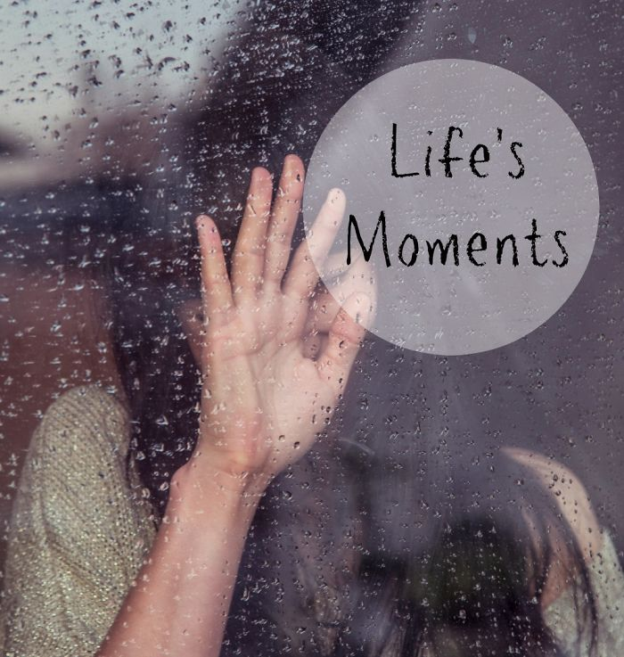 Recognizing Life's Special Moments That Happen In Each Day