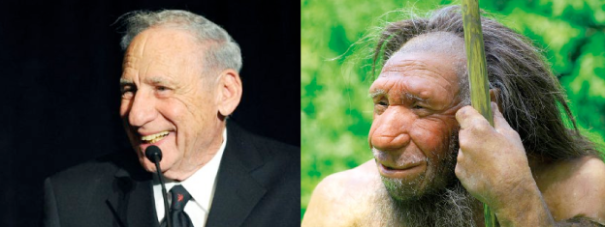 Brooks And Neanderthal