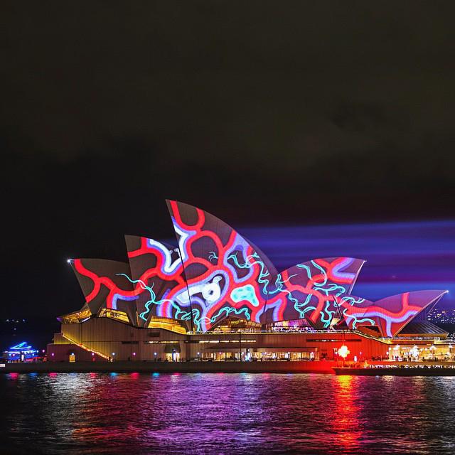 Vivid: I Spent 5 Nights Photographing Sydney's Amazing Festival Of Lights