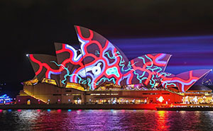 Vivid: I Spent 5 Nights Photographing Sydney's Amazing Festival Of Lights