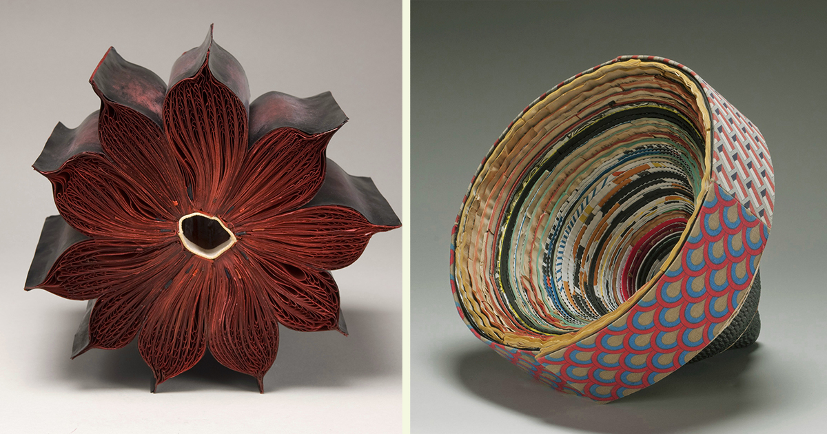 Book Alchemy: I Transform Old Books Into Sculptures