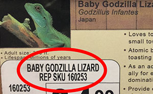Guy Replaces Pet Names In Local Pet Store With New Hilarious Labels