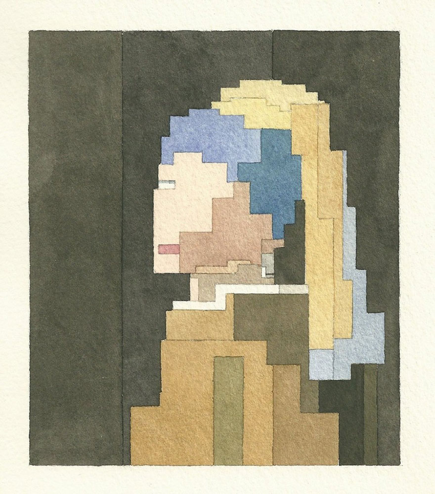 pixelated-watercolors-historical-art-masterpieces-adam-lister-2