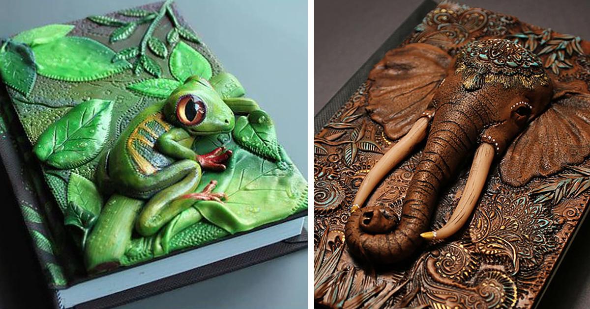 Fairytale Book Covers By Latvian Artist Aniko Kolesnikova