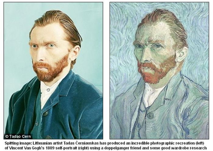 Van Gogh From Lithuania
