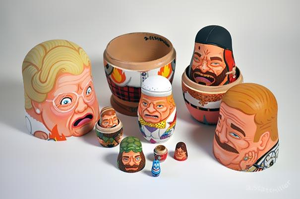robin-williams-nesting-dolls-matryoshka-andy-stattmiller-5