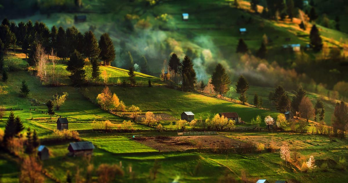 Transylvanian Dawns And Dusks