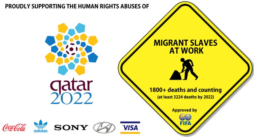 Migrant Slaves At Work