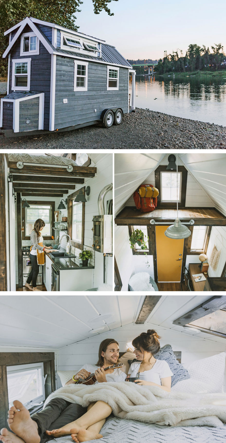 20 tiny homes that make the most of a little space bored panda 15 beautiful family home on wheels