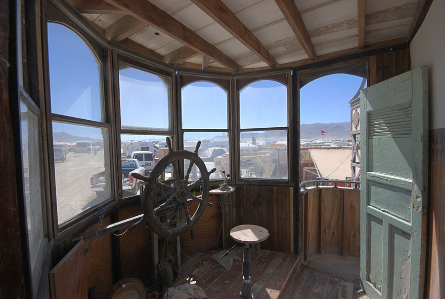 Neverwas Haul Victorian Home On Wheels