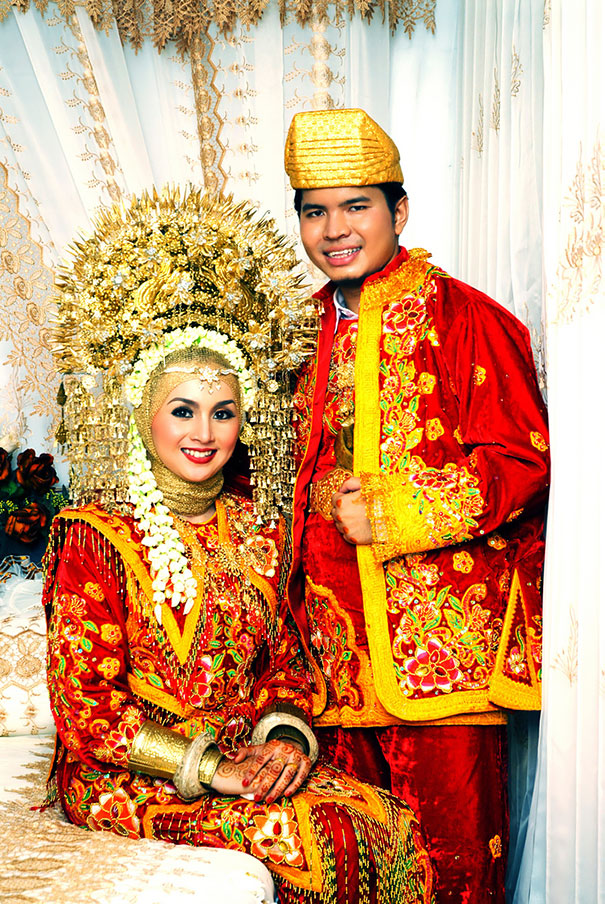 5f0fe98a6 How Traditional Wedding Outfits Look Around The World (38 Pics) | Bored  Panda