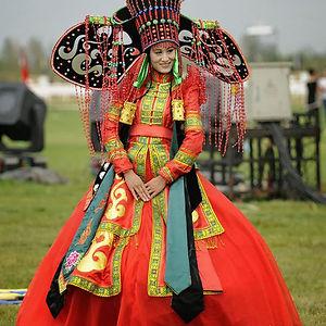 mongolian brides