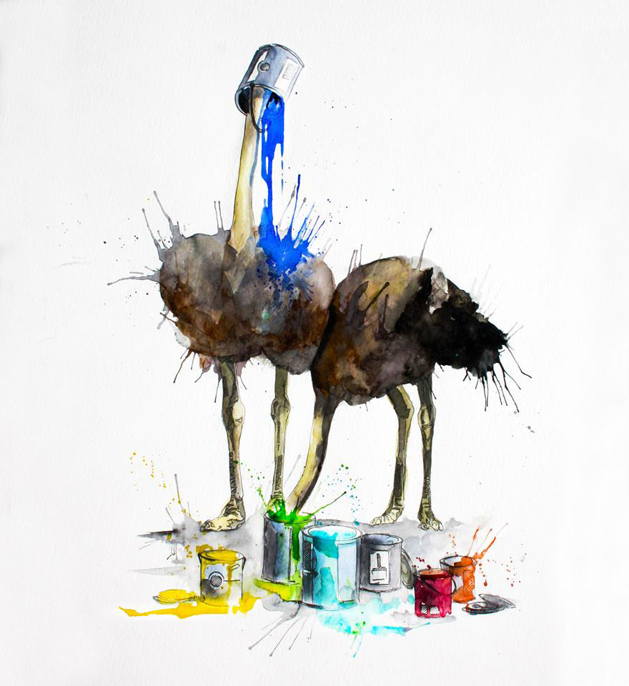 watercolor-animals-paintings-philipp-grein