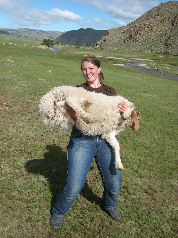 As Always My Tears Will Wash Sweat And Sheep Grease Away #distractinglysexy