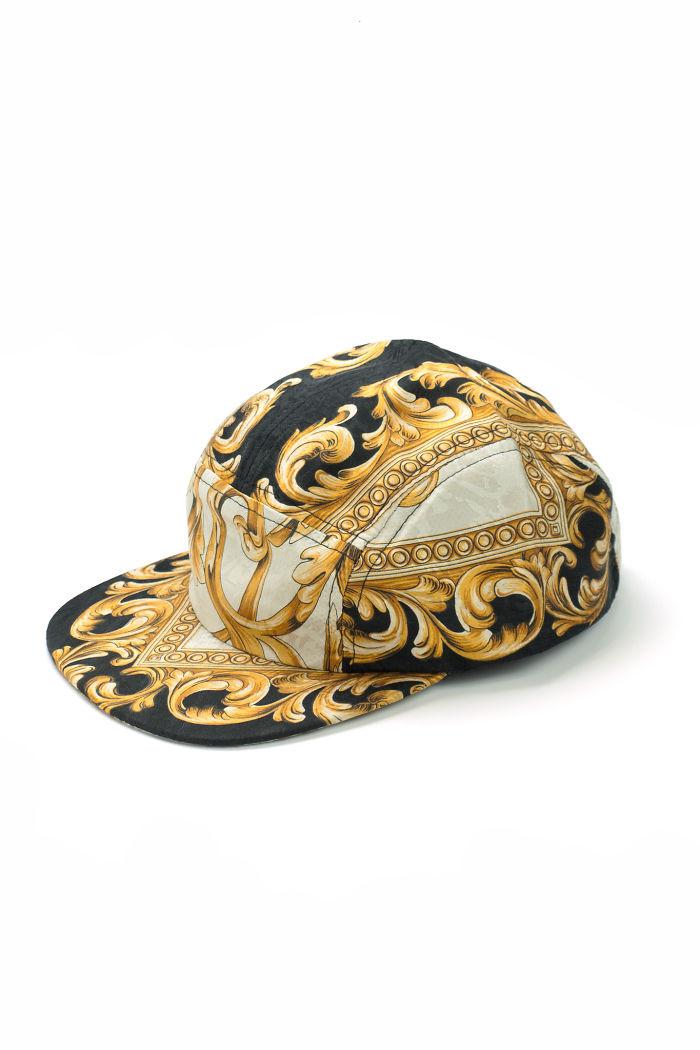 We Use Vintage Scarves  To Create Unique Hats
