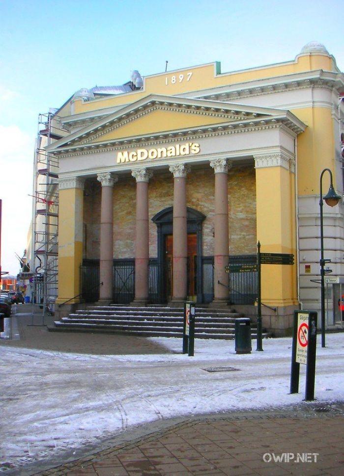 15 Awesome Mcdonalds Restaurants