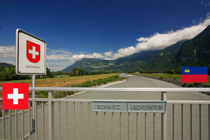 Switzerland Vs. Liechtenstein