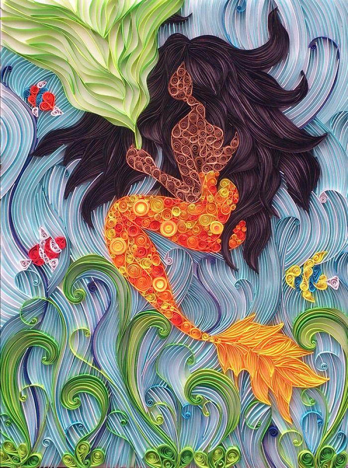 Paper Art By Ayobola Kekere-ekun