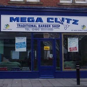 A Traditional Barber Shop