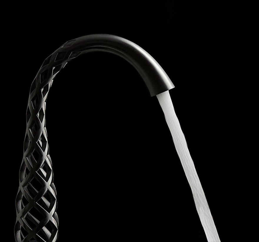 Impossible 3D-Printed Faucets Show The Amazing Possibilities Of ...